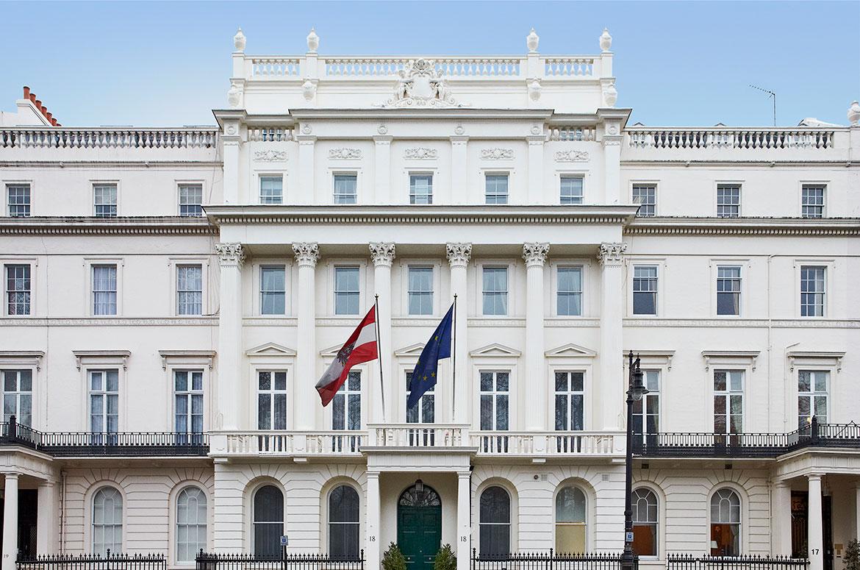 The Austrian Embassy