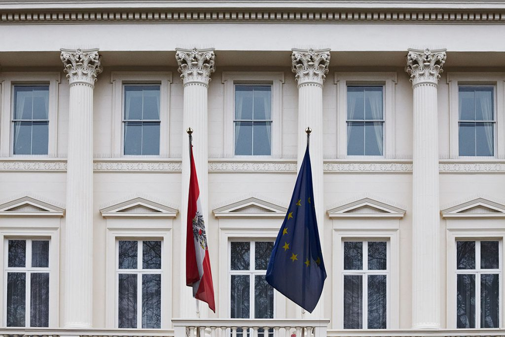 The Austrian Embassy