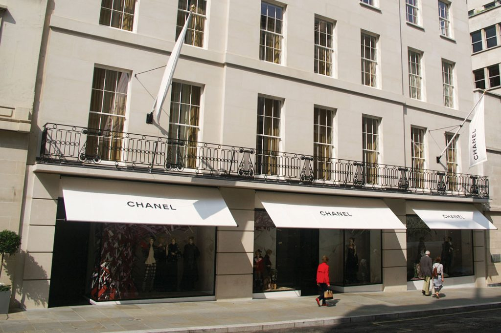 Chanel, New Bond Street