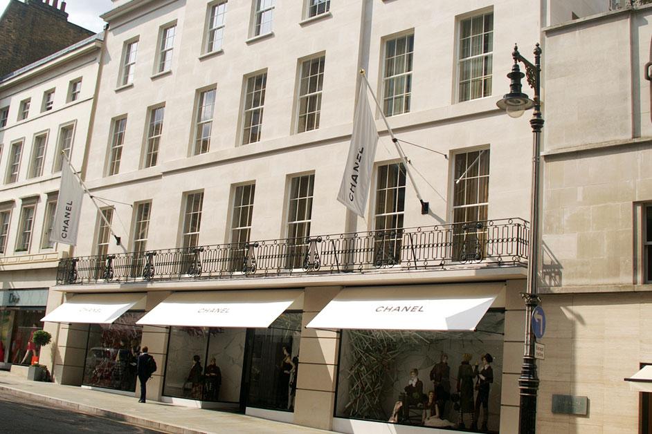 Chanel, New Bond Street
