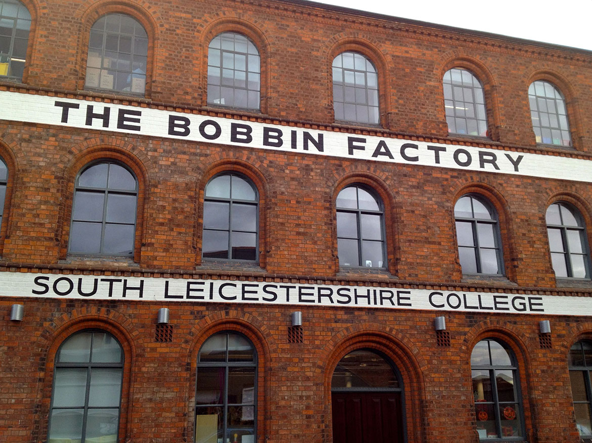 South Leicestershire College - Old Bobbin Factory