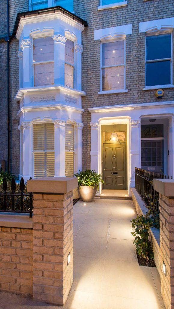 London Townhouse Dewhurst Road